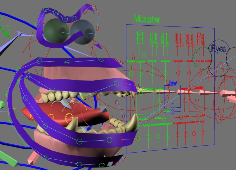 After Effects Facial Rigging Tutorial Tutorials Animation t